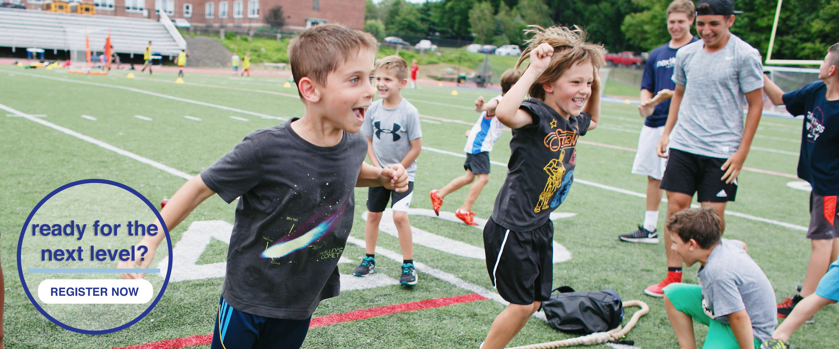 overnight sports camp for boys